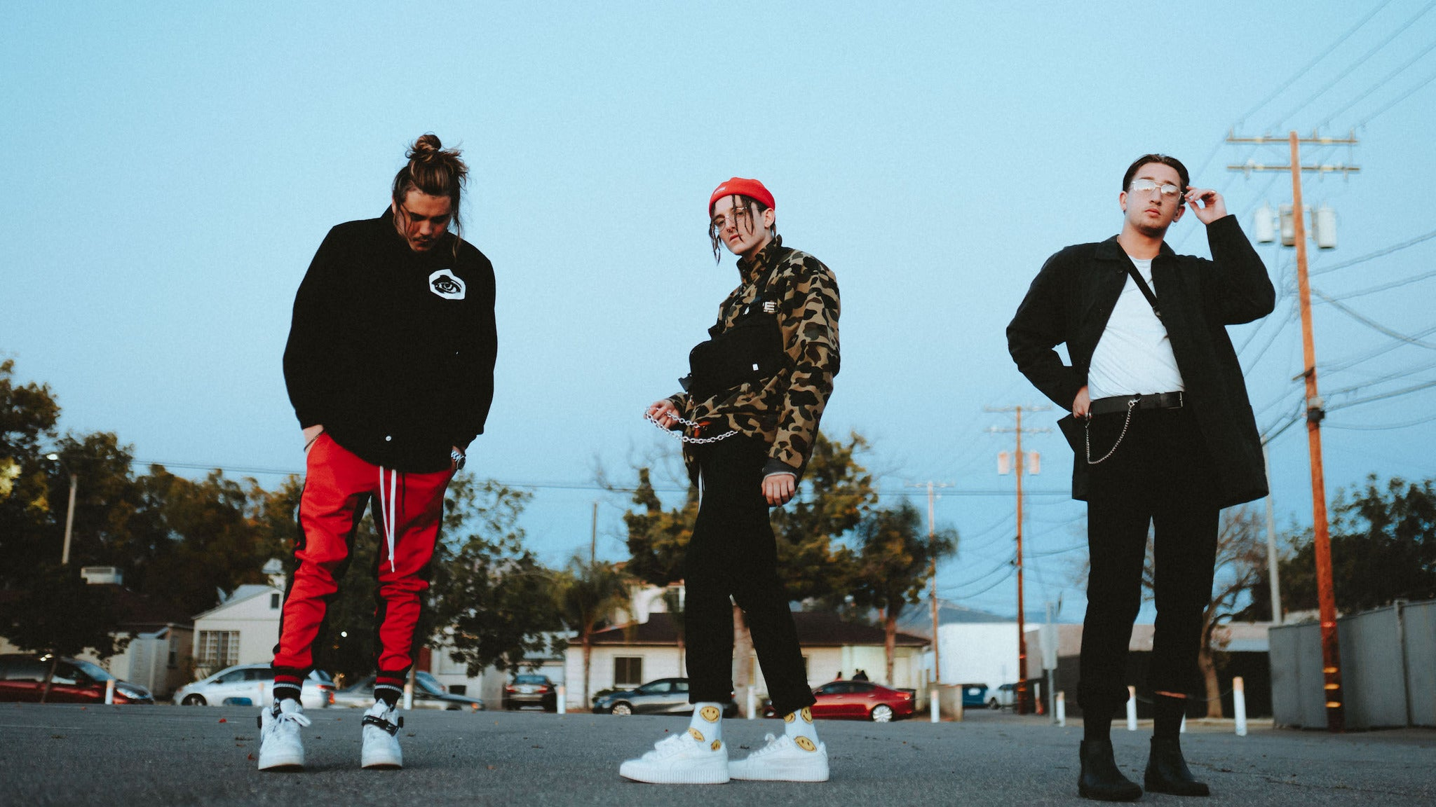 Ones To Watch & The Noise Present: Chase Atlantic - Phases Tour