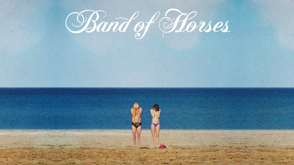 Hotels near Band of Horses Events