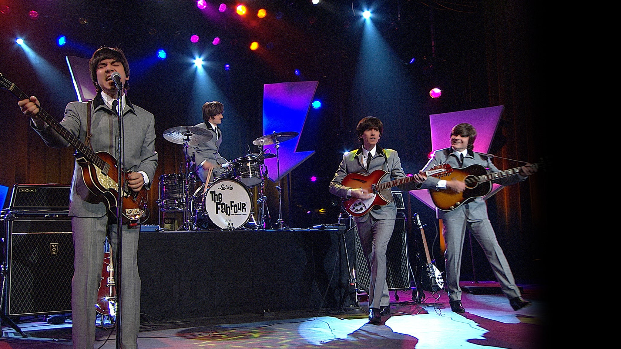 The Fab Four at The Rose - Pasadena, CA 91101