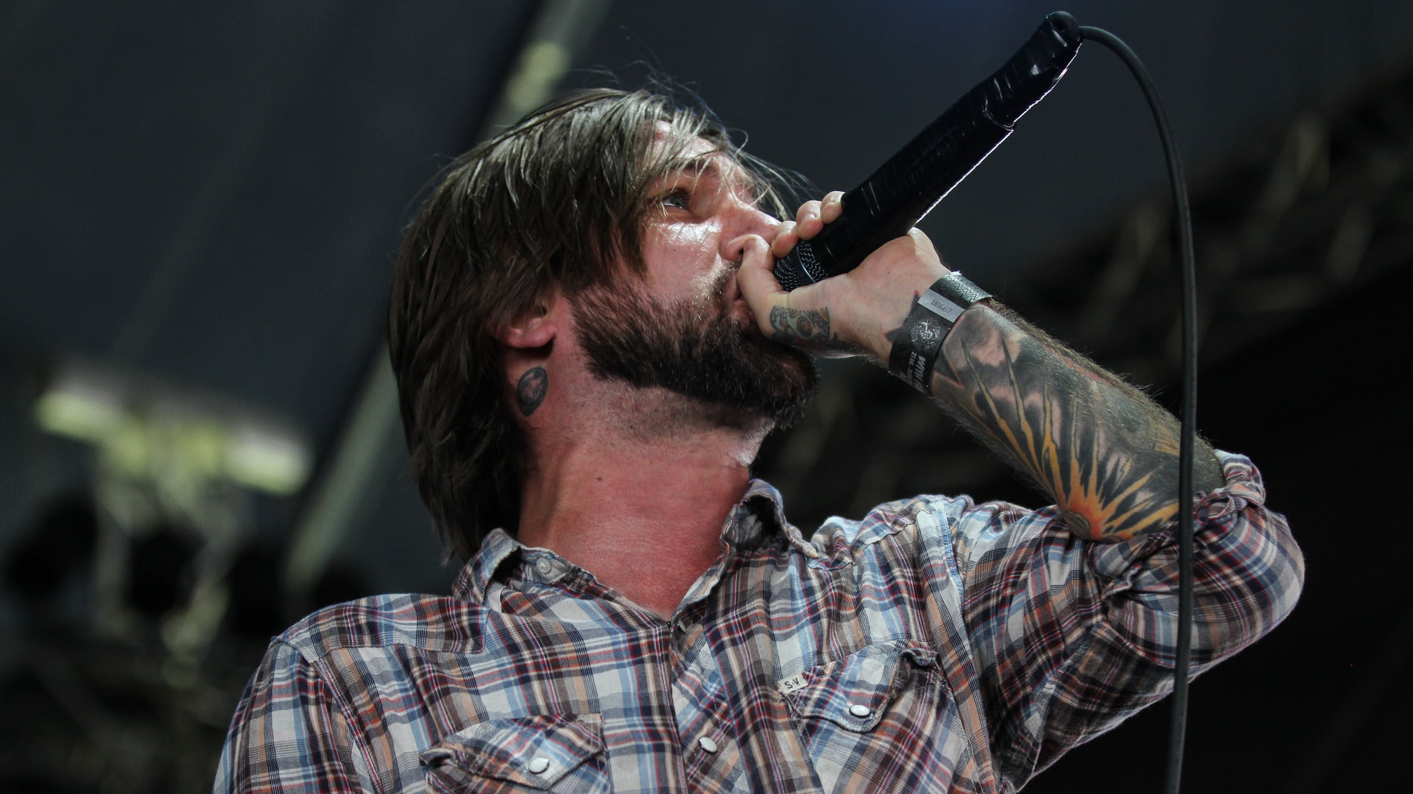 Every Time I Die at Port City Music Hall