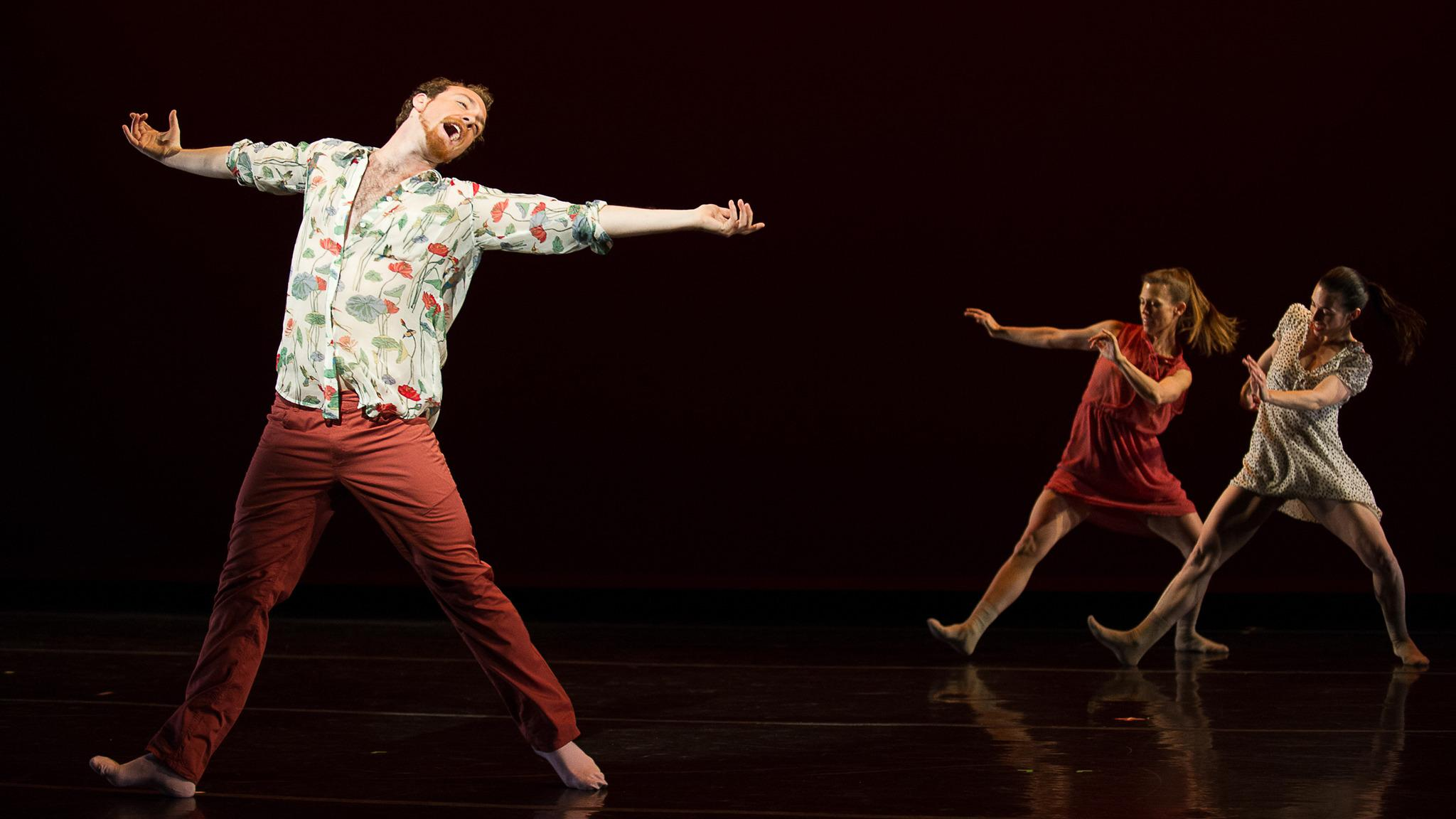 Bodytraffic at Fred Kavli Theatre-Thousand Oaks Civic Arts