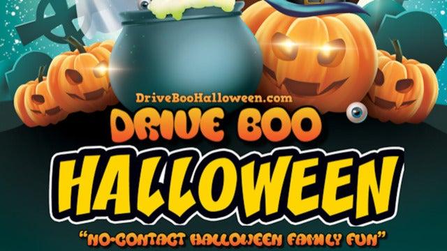 Drive Boo Halloween