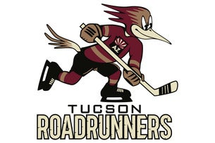 Tucson Roadrunners vs Colorado Eagles