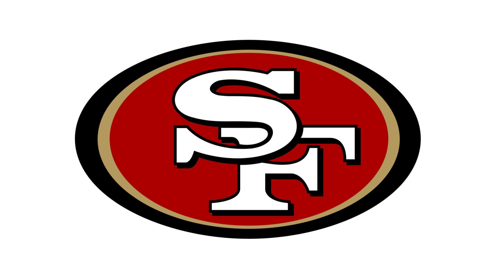 San Francisco 49ers vs. New Orleans Saints