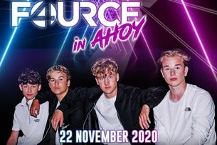 FOURCE in Ahoy