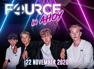 FOURCE in Ahoy, 2021-09-12, Роттердам