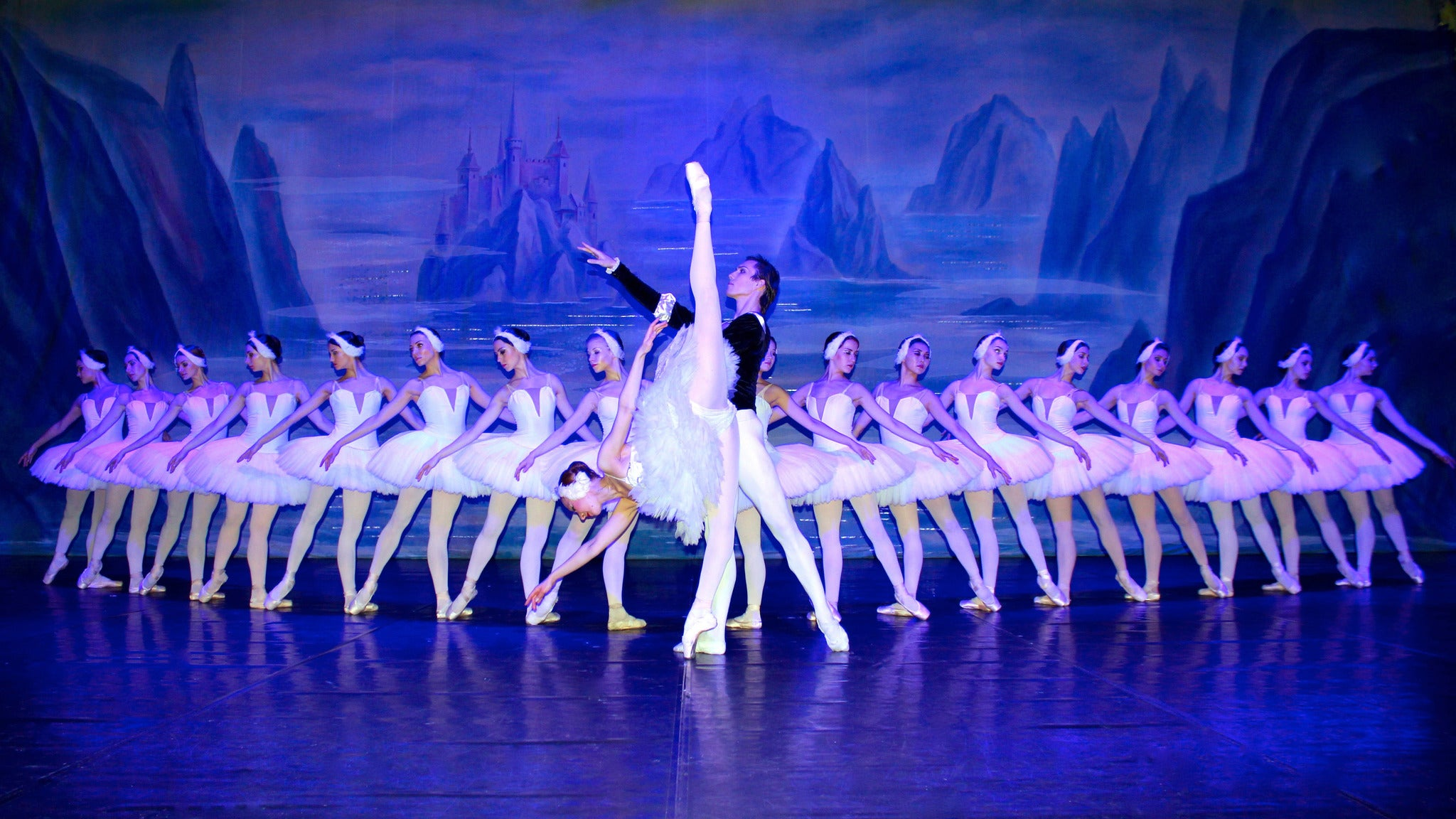 Swan Lake at National Theatre-DC - Washington, DC 20004