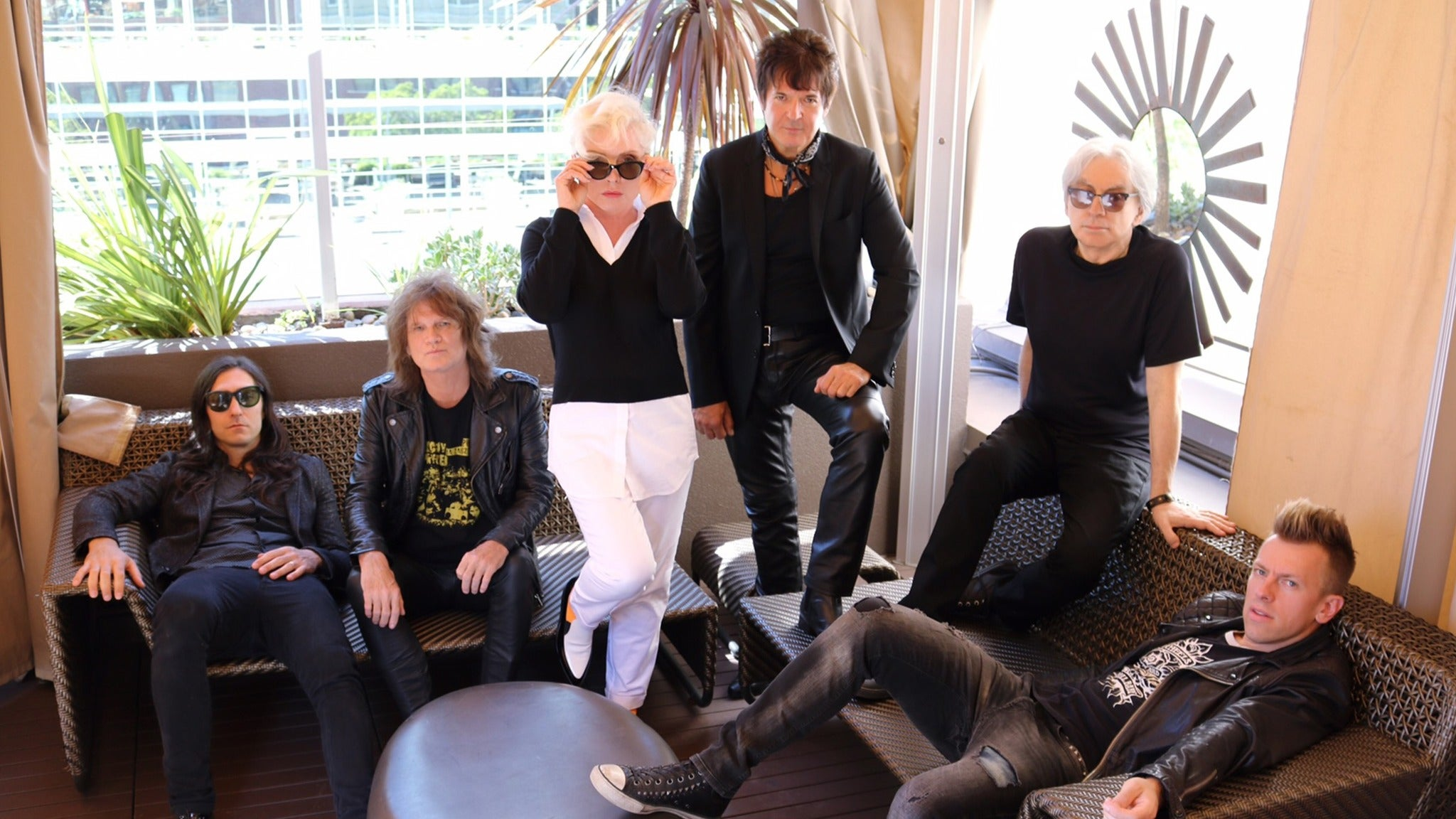 Blondie at KAISER PERMANENTE ARENA