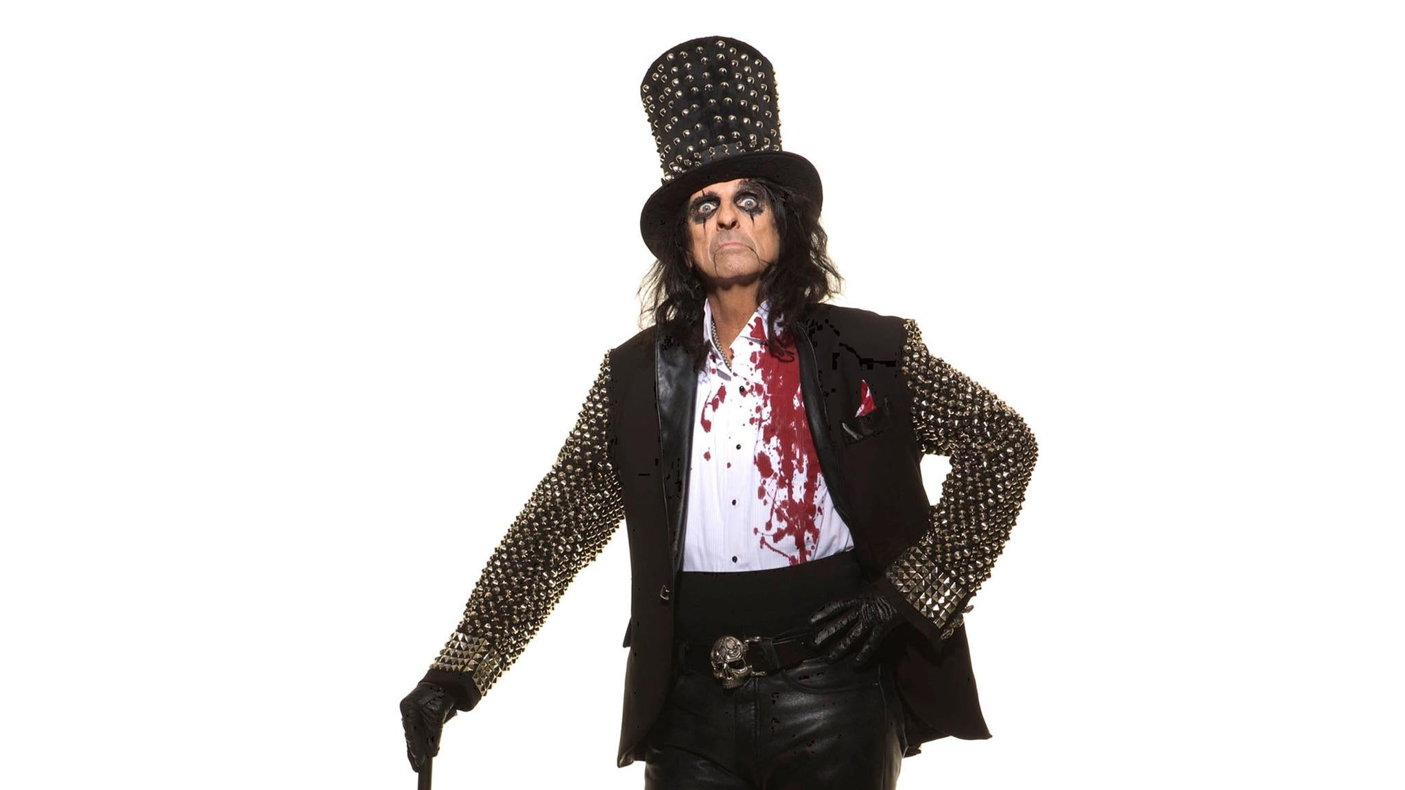 Alice Cooper at Au-Rene Theater at the Broward Center