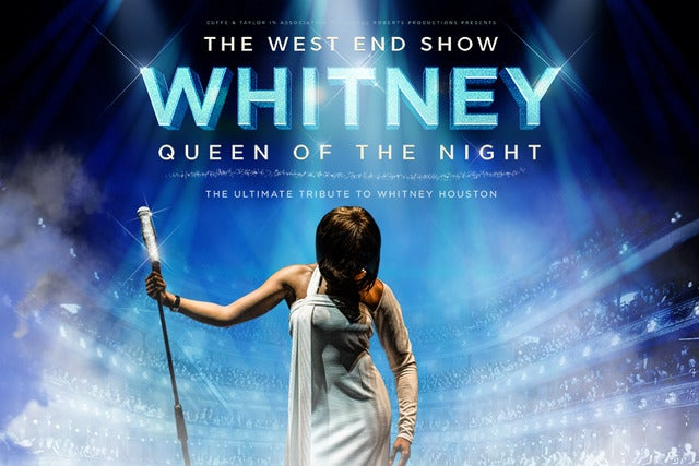 Whitney Queen of the Night tickets | Copyright © Ticketmaster