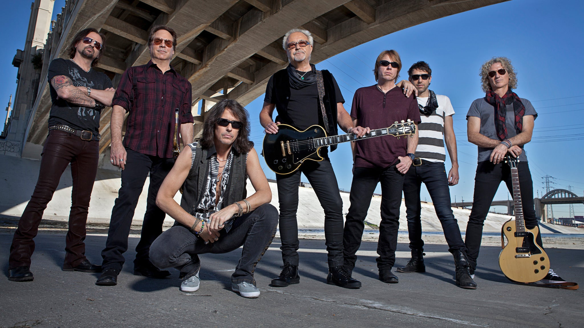 Foreigner - Upgrade VIP Package at Toyota Amphitheatre