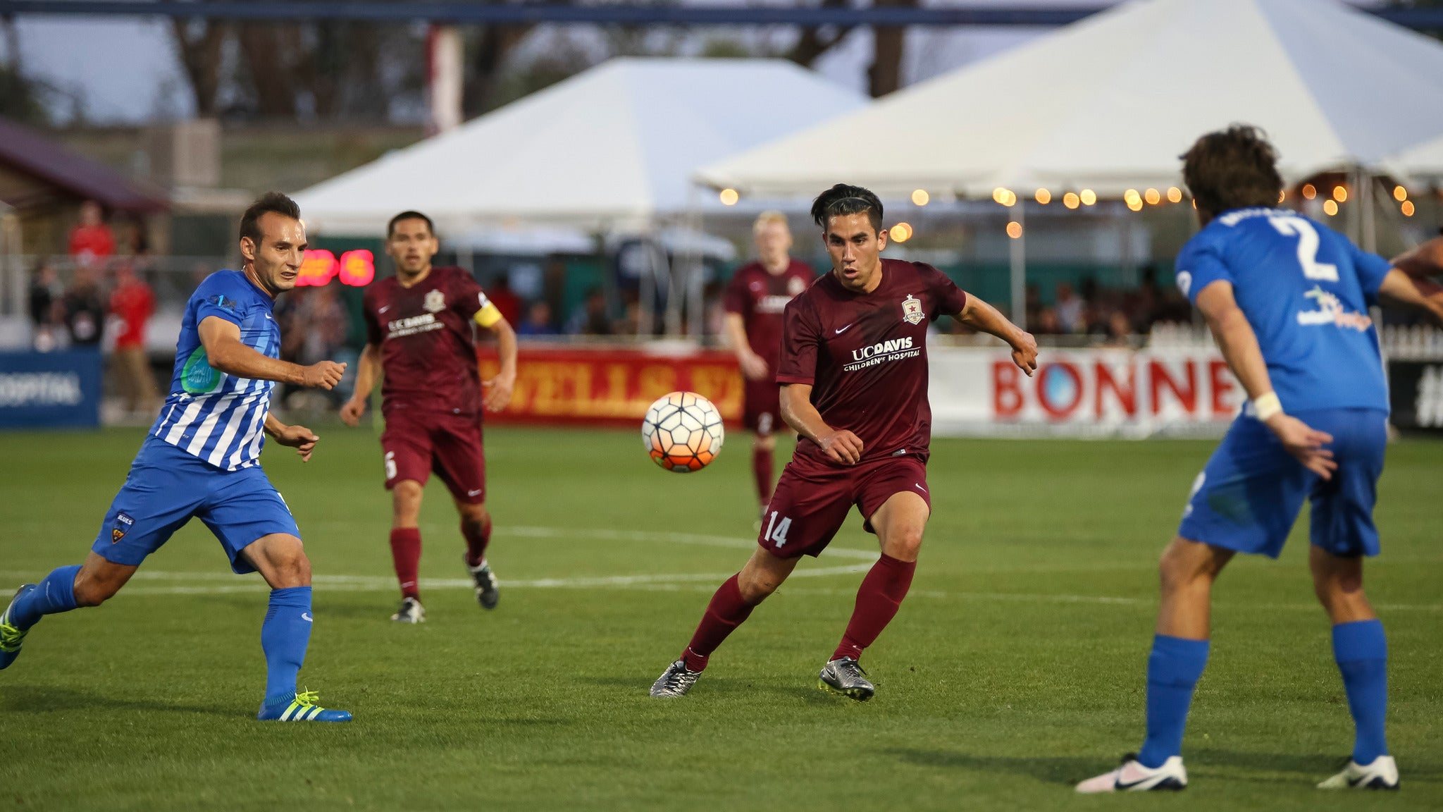 USL Playoff Game #1: Sacramento Republic FC v OC Blues