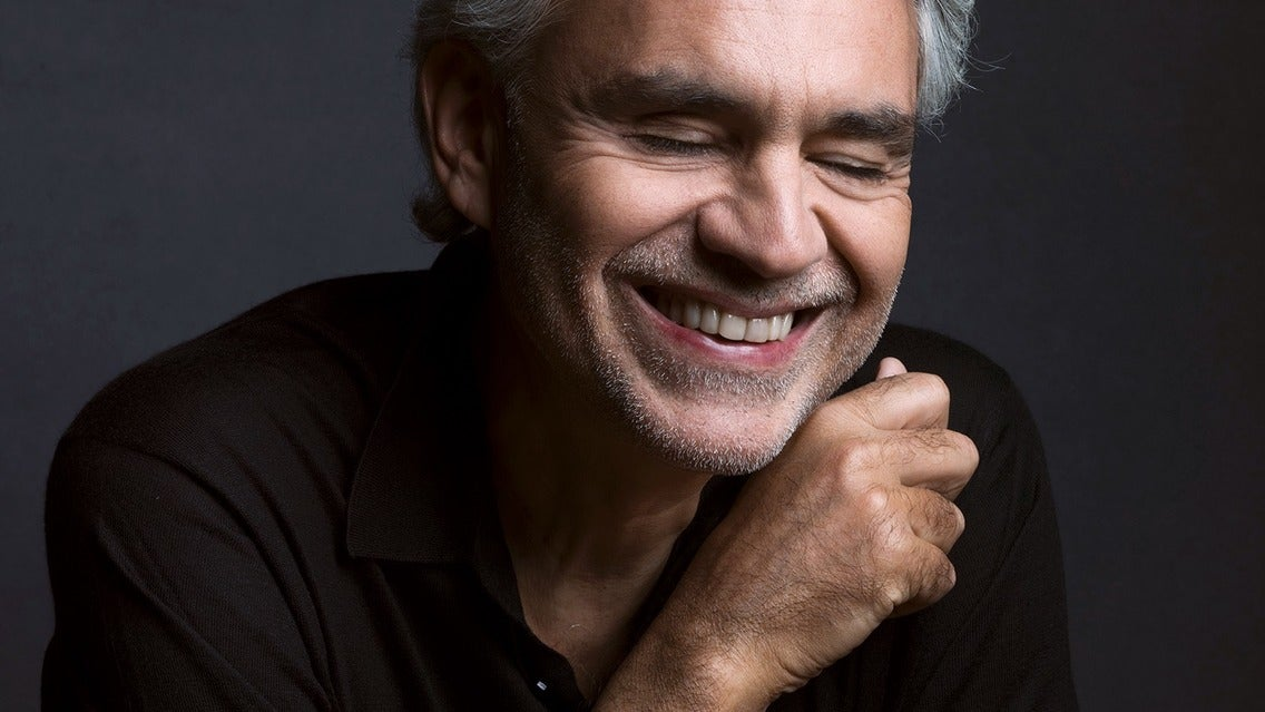 Andrea Bocelli The O2 Arena Seating Plan