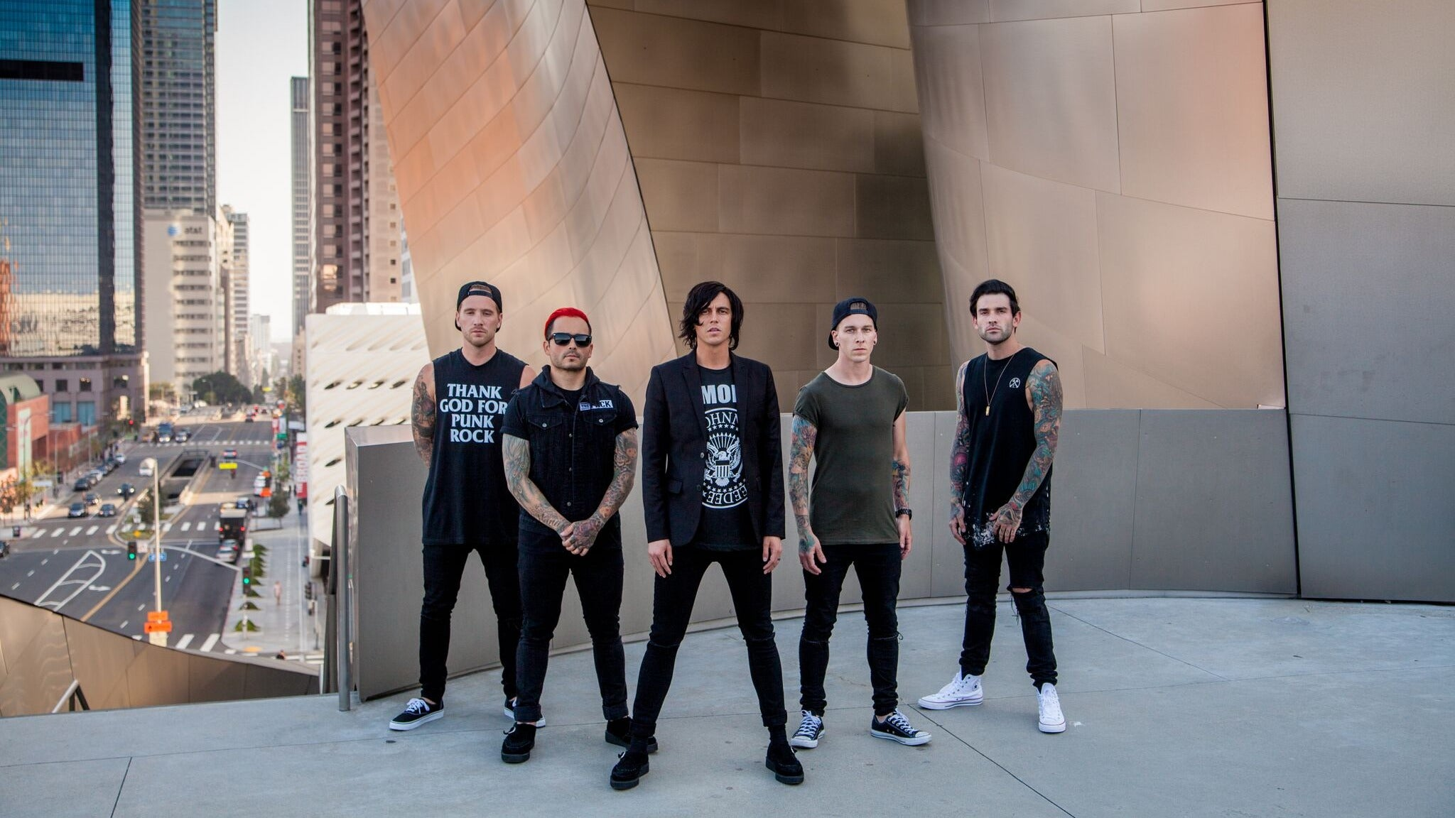 Sleeping With Sirens  - Gossip Tour at The Underground