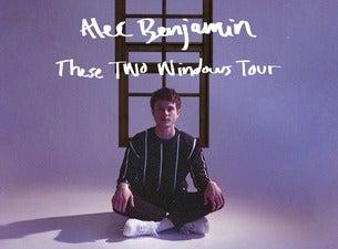 Alec Benjamin, 2021-07-07, Barcelona