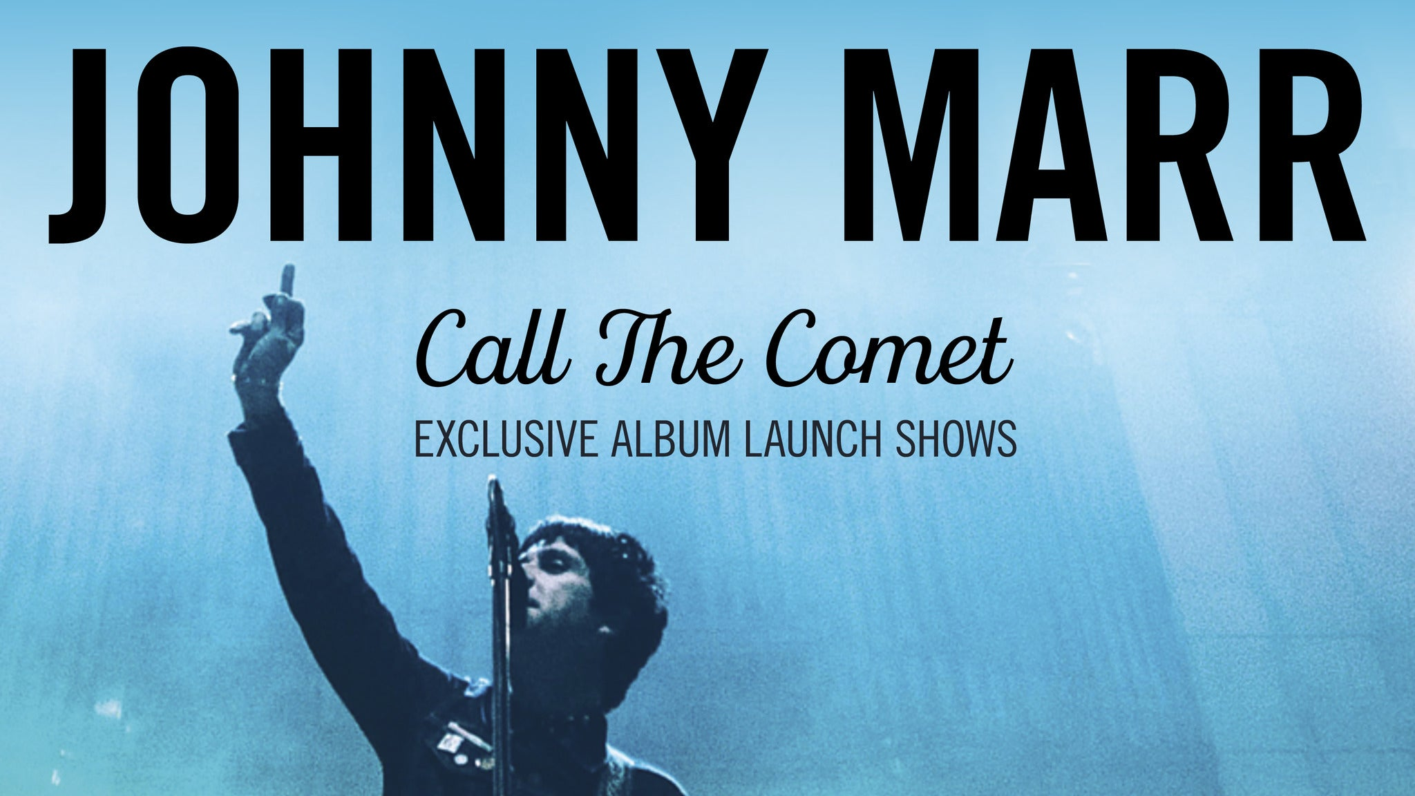 Johnny Marr at August Hall - San Francisco, CA 94102