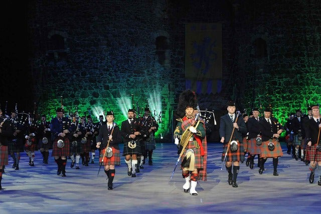 The Belfast International Tattoo