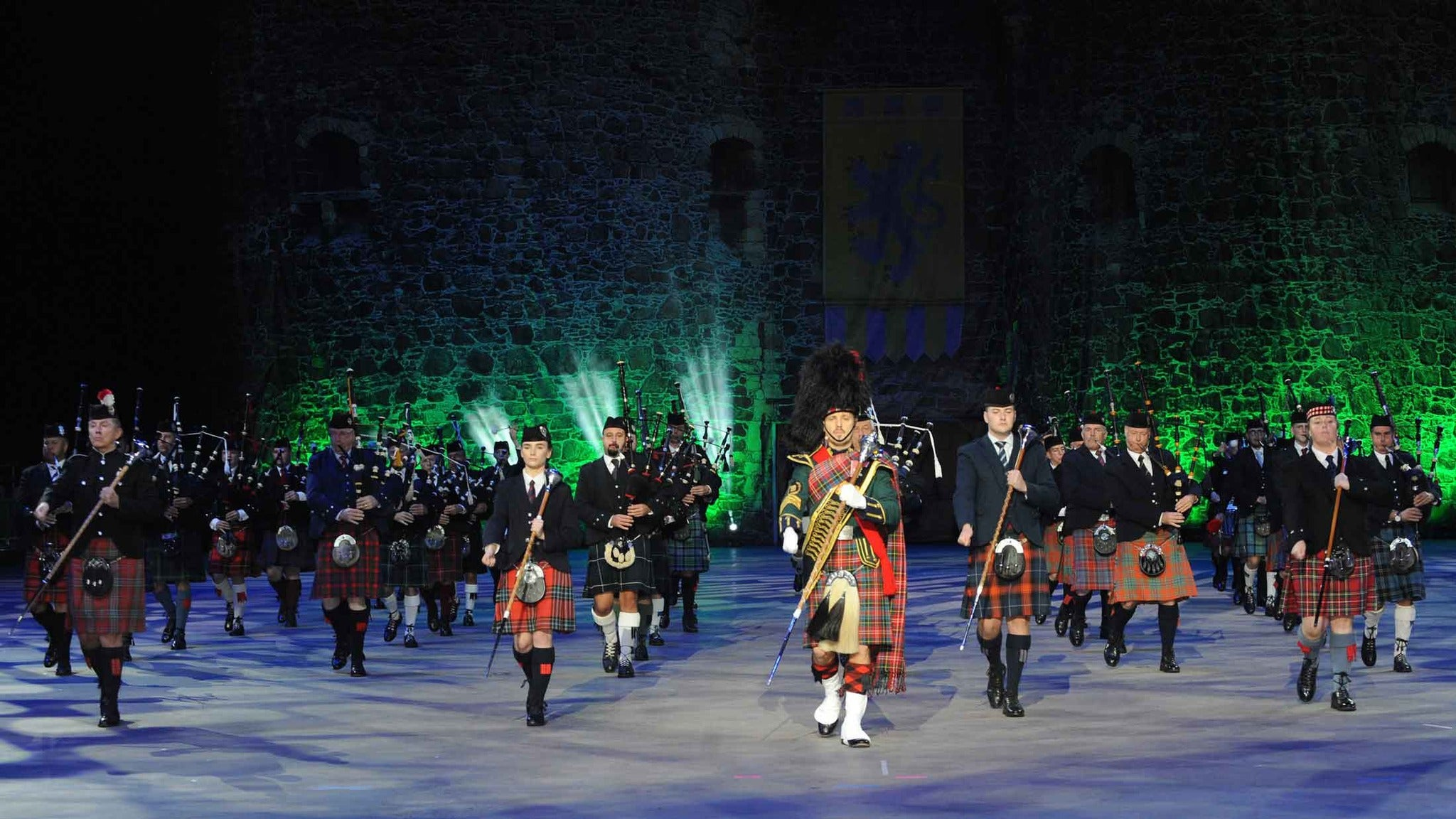 The Belfast International Tattoo tickets (Copyright © Ticketmaster)