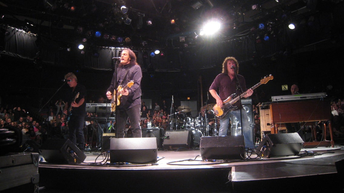 Tommy James and the Shondells at Genesee Theatre