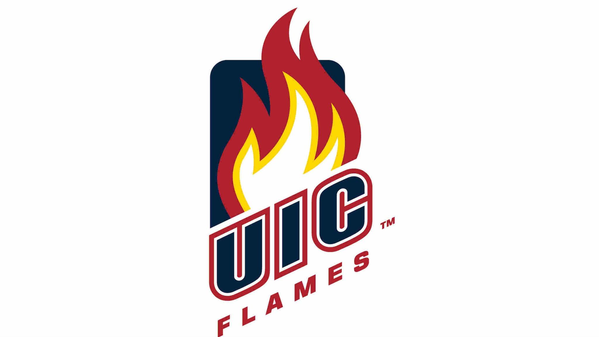 UIC Flames Womens Basketball at UIC Pavilion
