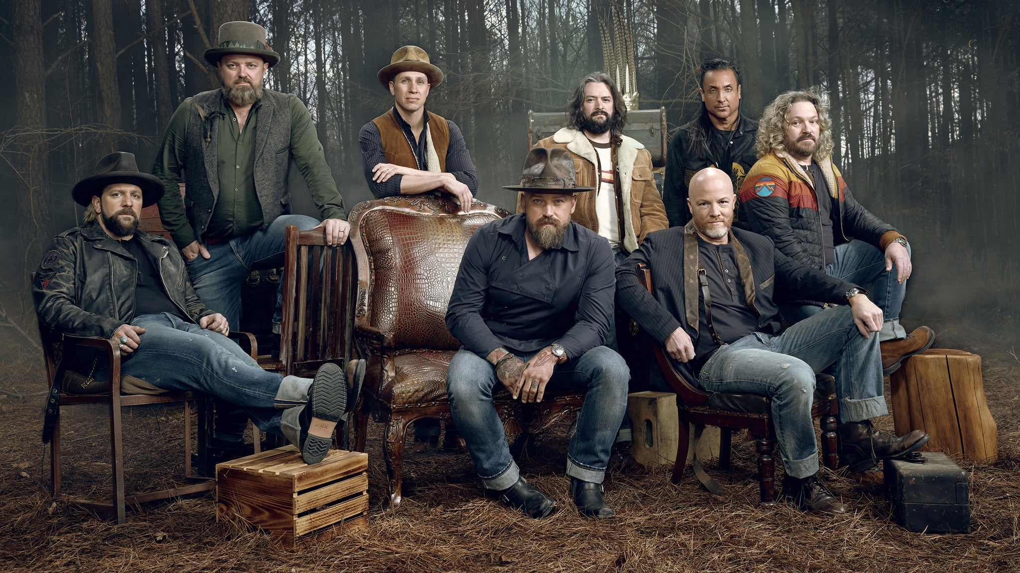 Zac Brown Band: The Owl Tour at Simmons Bank Arena