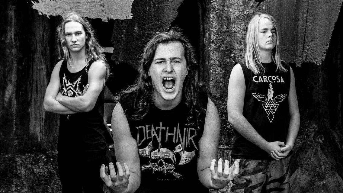 Alien Weaponry at The Cambridge Room at House Of Blues