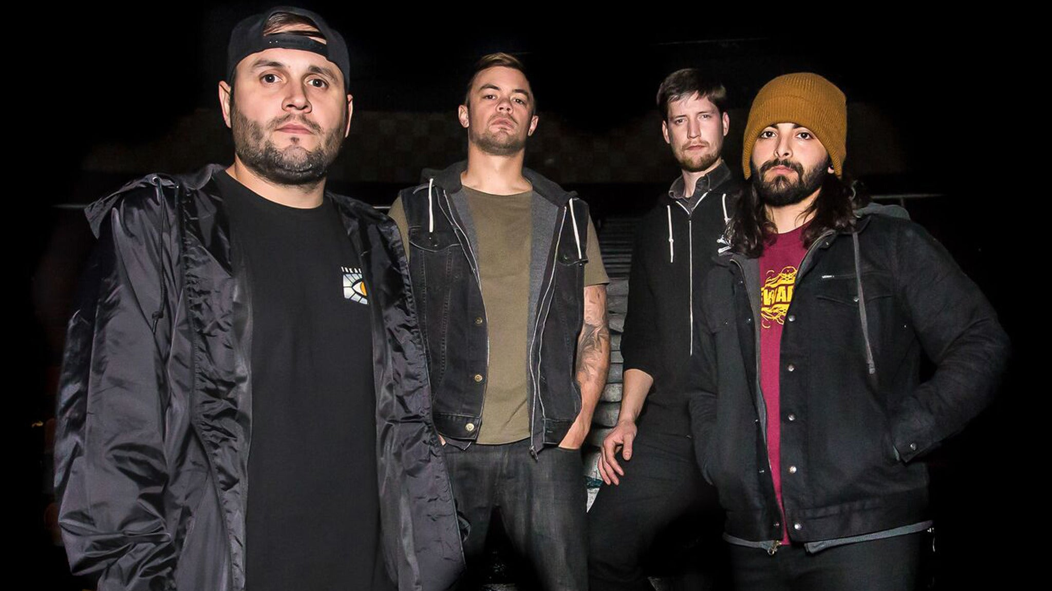 After The Burial w/ The Acacia Strain at Oriental Theatre-CO