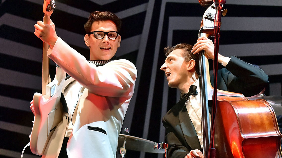 Buddy - the Buddy Holly Story (Touring) at Shubert Theatre - New Haven, CT 06510