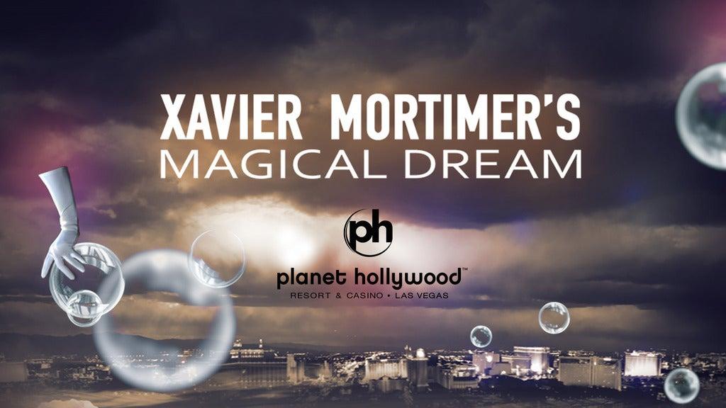 Xavier Mortimer's Magical Dream 1