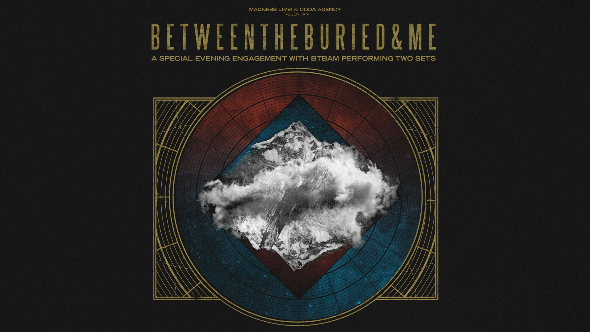 Between the Buried and Me at Black Cat