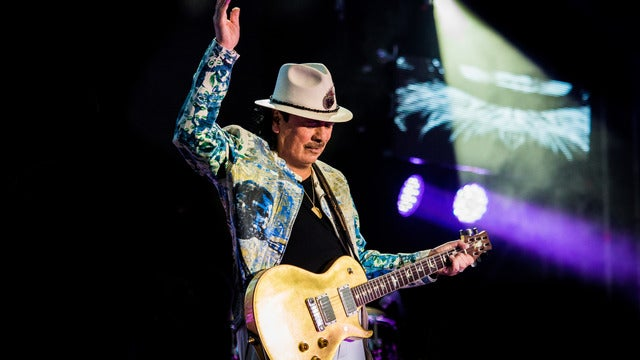 Santana / Earth, Wind & Fire:  Miraculous Supernatural 2021 Tour