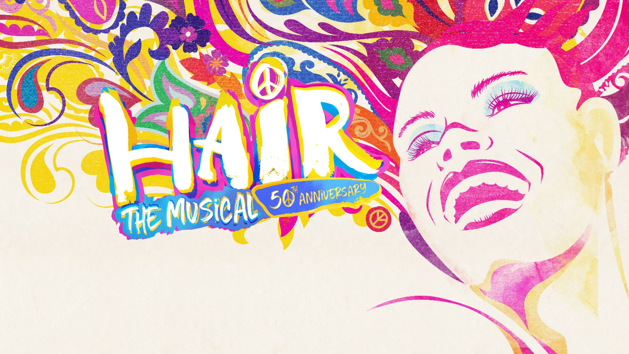 Hair at Lied Center for Performing Arts