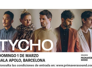 Tycho, 2020-03-01, Barcelona