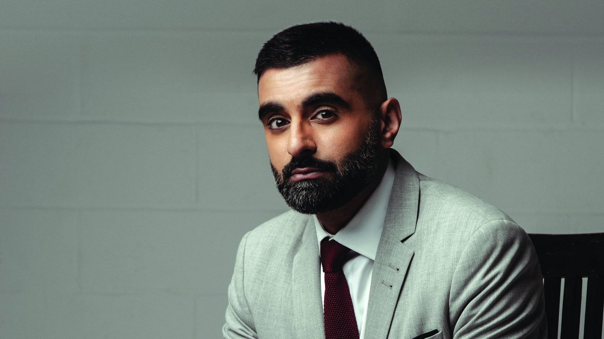 Tez Ilyas Populist tickets (Copyright © Ticketmaster)