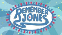 Remember Jones pre-sale code for concert tickets in Oceanport, NJ (MONMOUTH PARK RACETRACK)