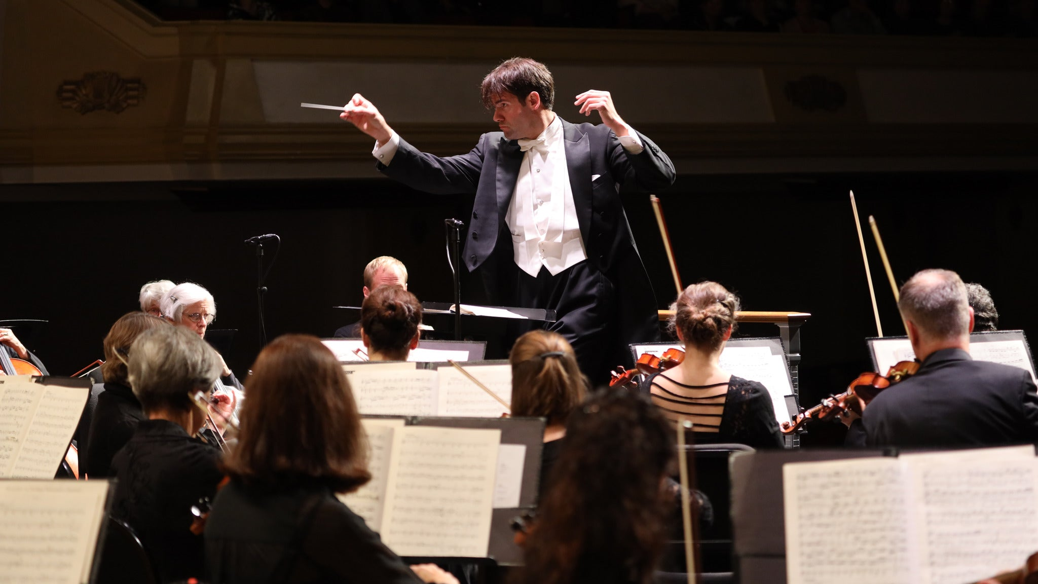 Asheville Symphony: Fright Night featuring Michael Burns, Bassoon