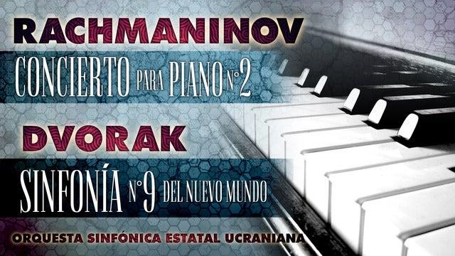 Rachmaninov - Dvorak