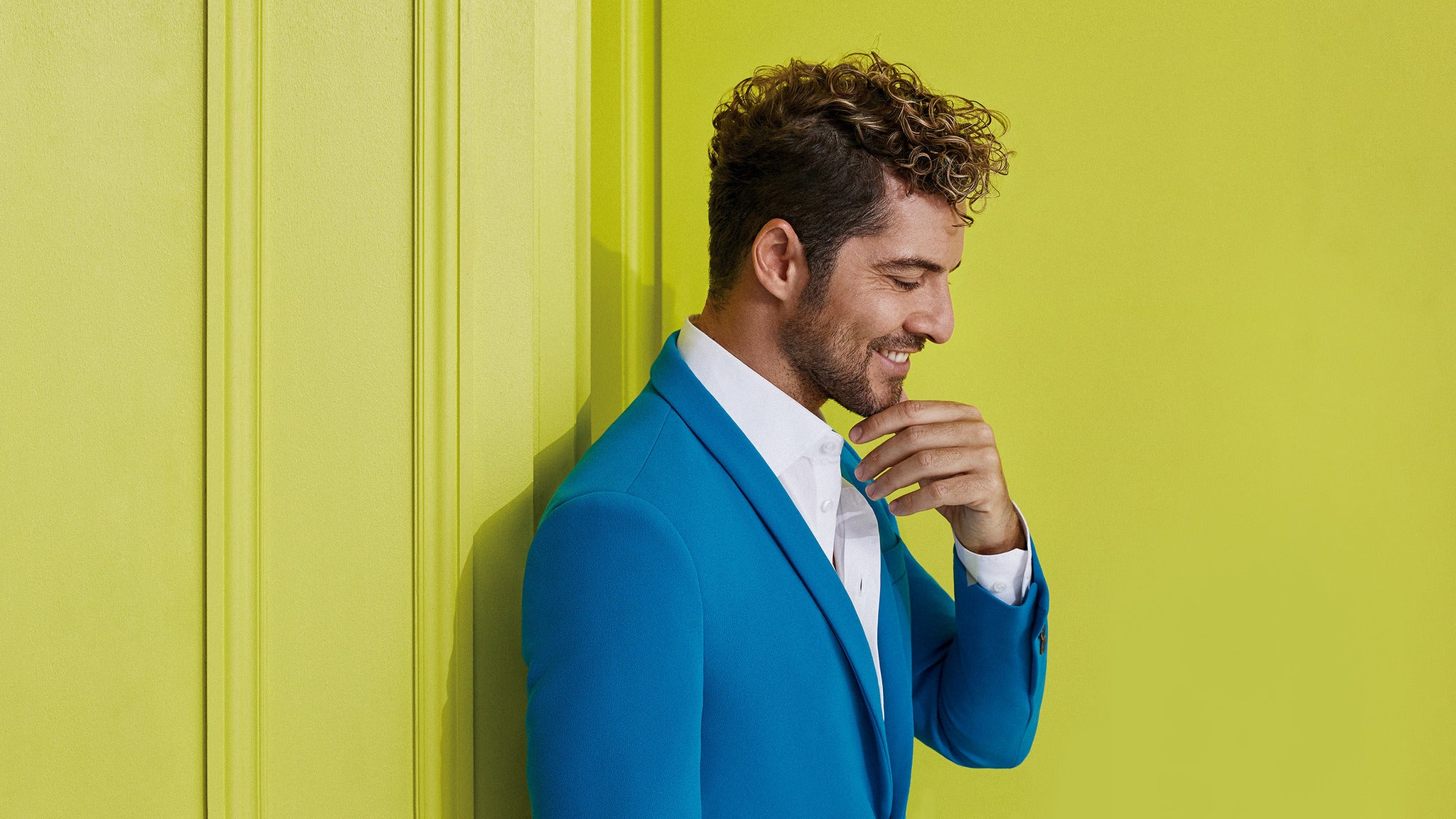 David Bisbal at Orpheum Theatre