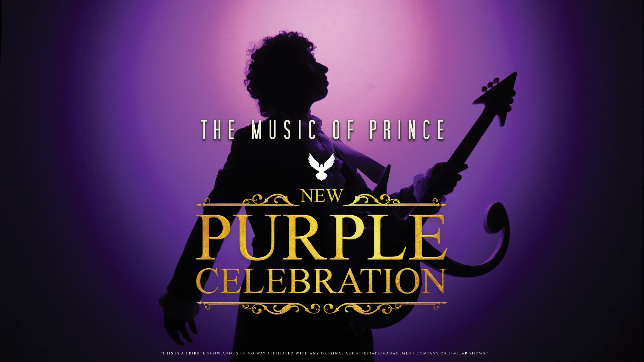 New Purple Celebration The Music Of Prince tickets (Copyright © Ticketmaster)