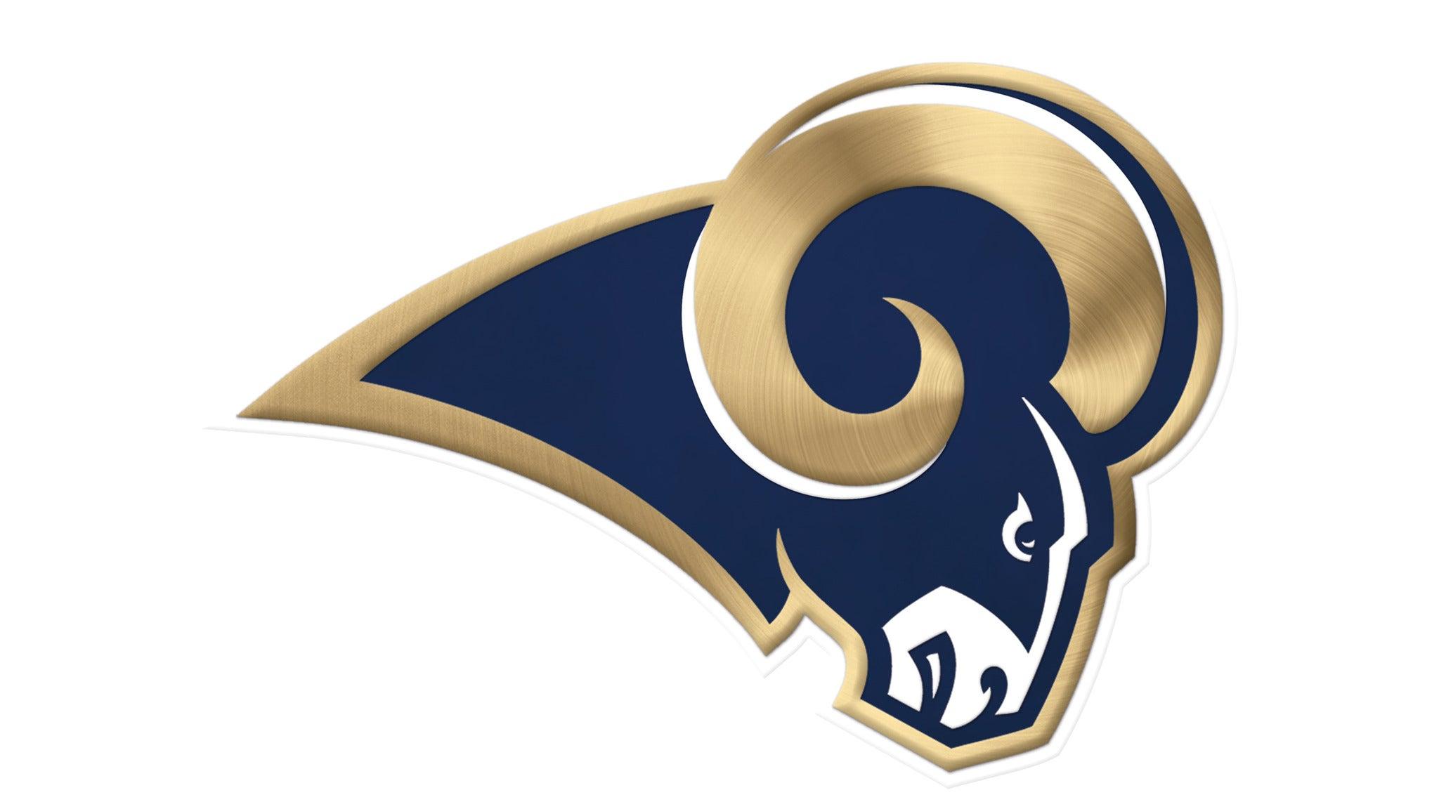 Los Angeles Rams vs. Atlanta Falcons - Los Angeles, CA 90037