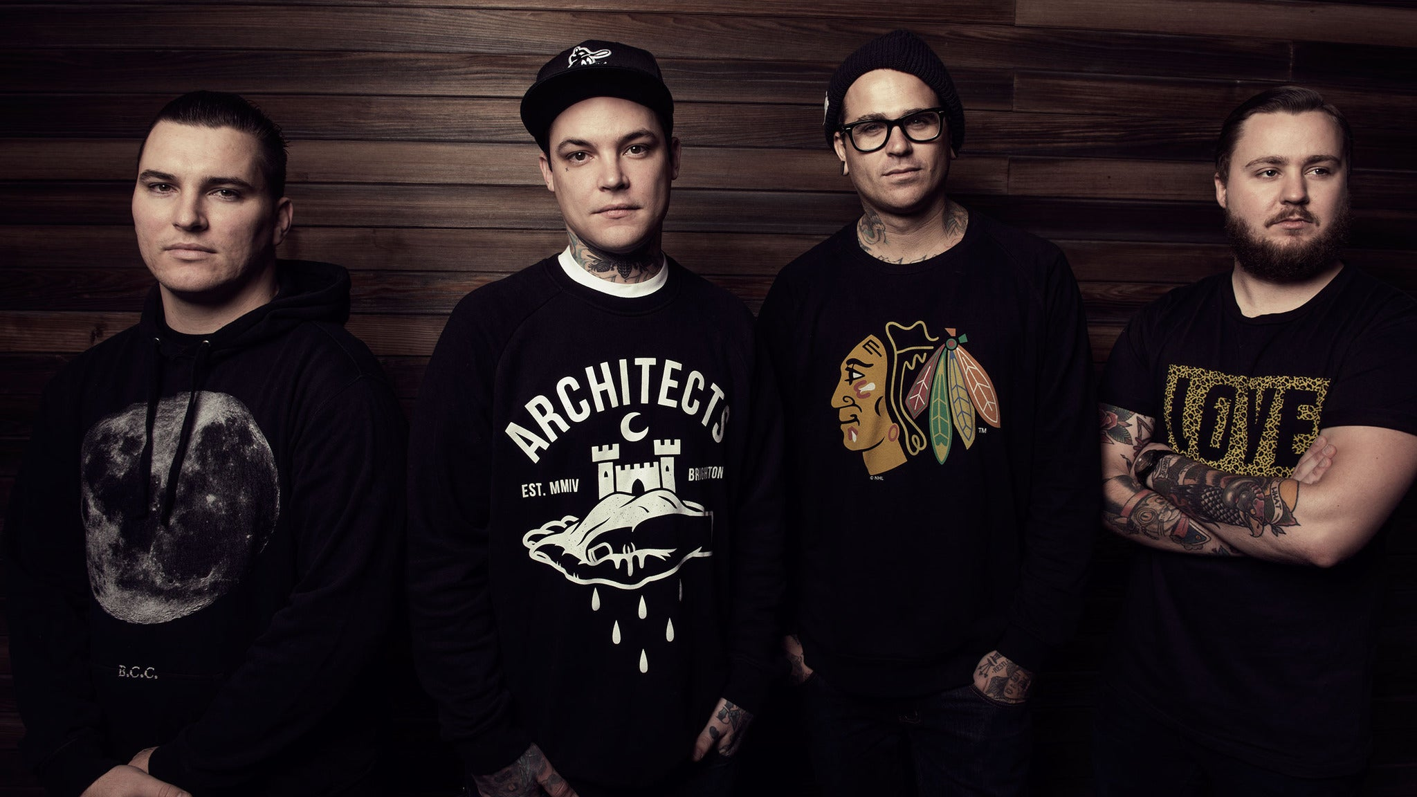 The Amity Affliction & Senses Fail - Misery Will Find You Tour