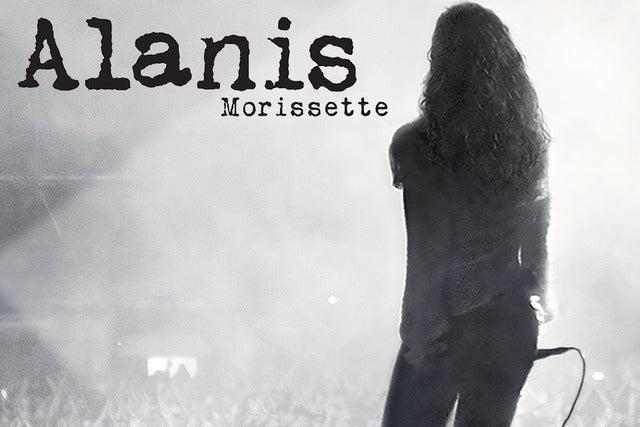 Alanis Morissette Seating Plans