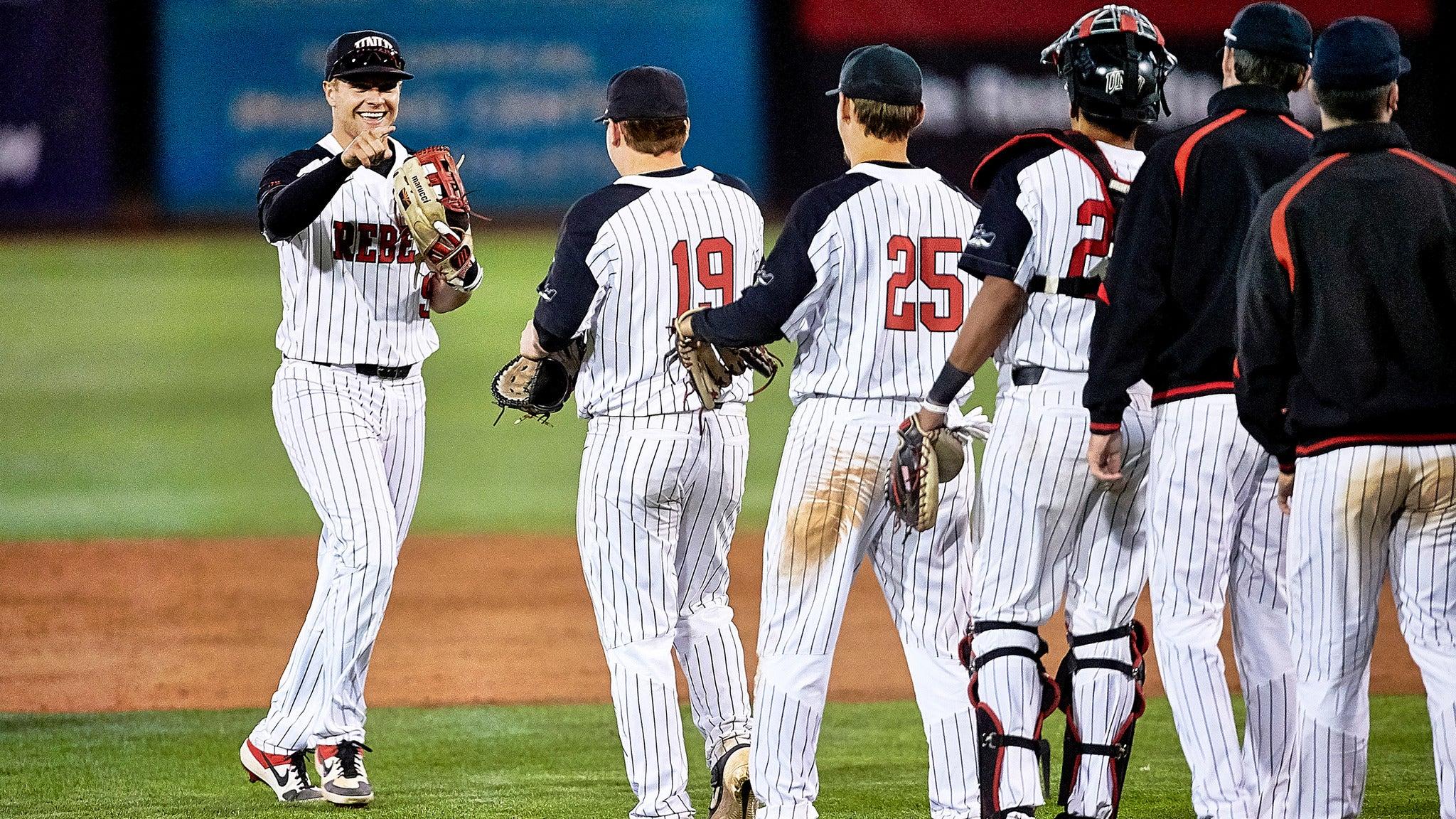 Unlv Rebels Baseball