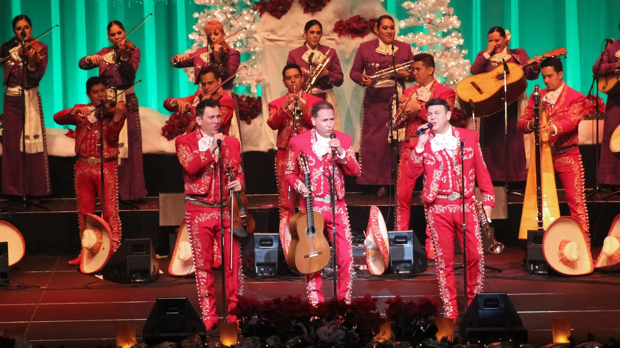 A Merry-achi Christmas at Fox Performing Arts Center