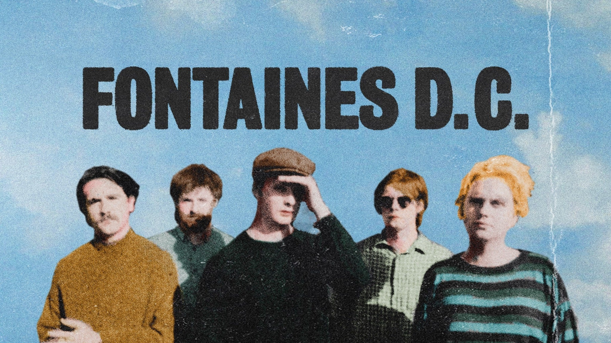 CHSQ - Fontaines D.c tickets (Copyright © Ticketmaster)