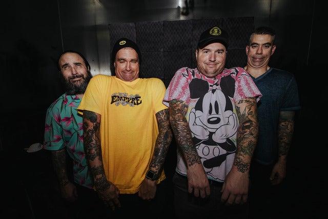 New Found Glory - Pop Punk's Still Not Dead Tour