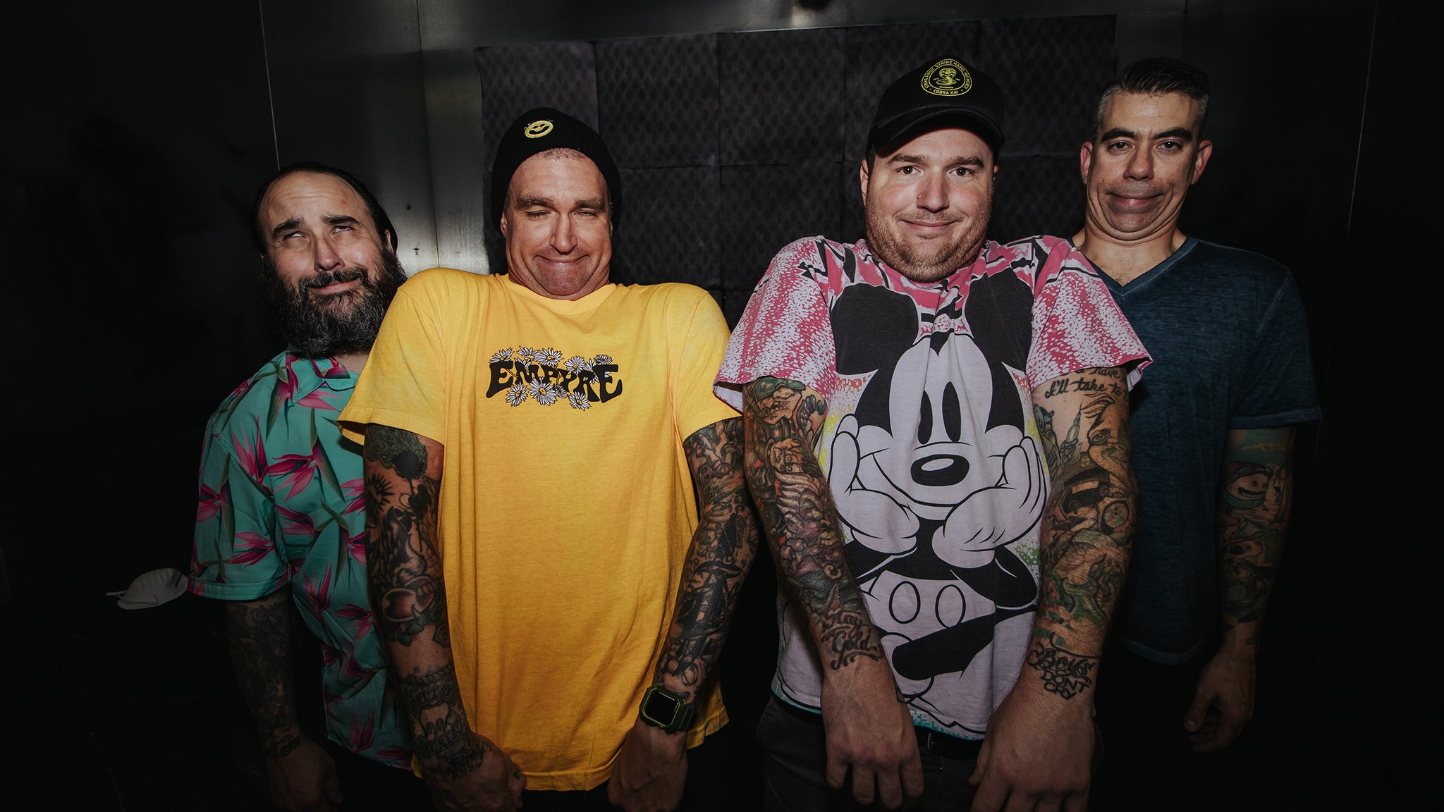 New Found Glory w/ Simple Plan at Starland Ballroom