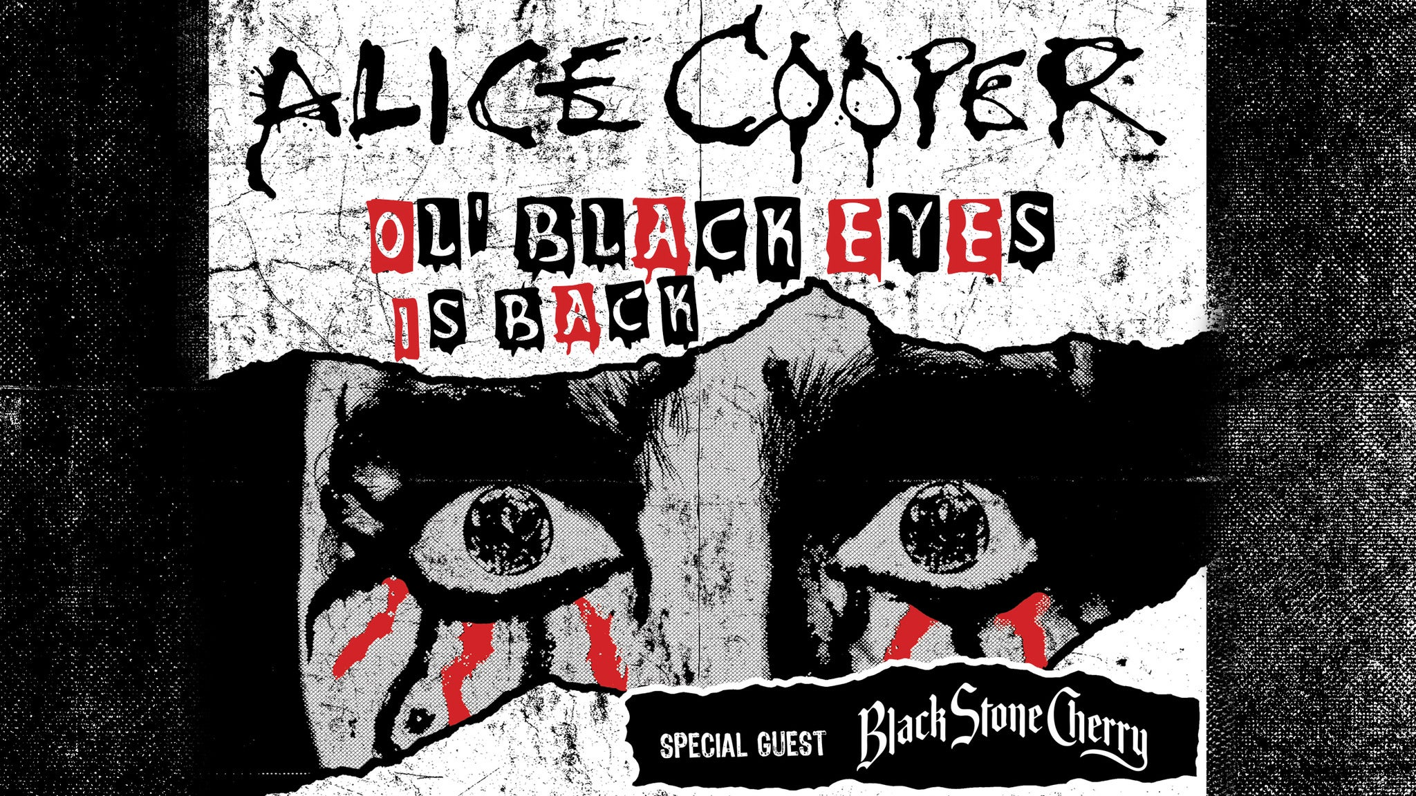 Alice Cooper w/ Tesla at Mission Ballroom