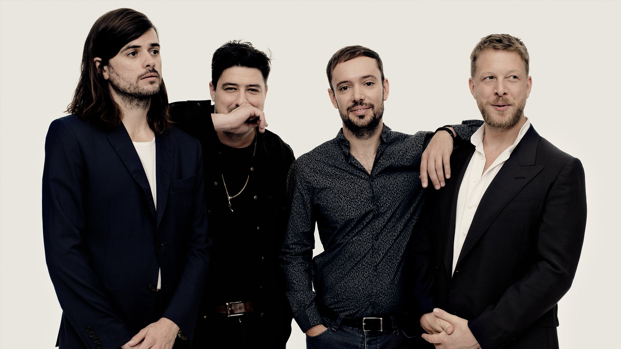 Mumford & Sons - Delta Tour 2019 at Chesapeake Energy Arena