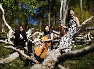 Trio con Brio Copenhagen at Vilar Performing Arts Center